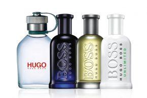 Ihr Geschenk von Hugo Boss