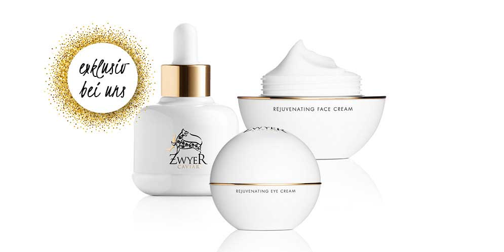 EXKLUSIV BEI UNS: ZwyerCaviar Skin Care