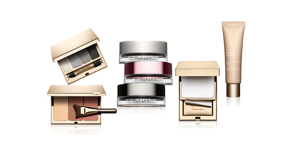 Clarins neue Makeup Kollektion