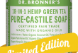 Dr. Bronner's Grüntee Seife