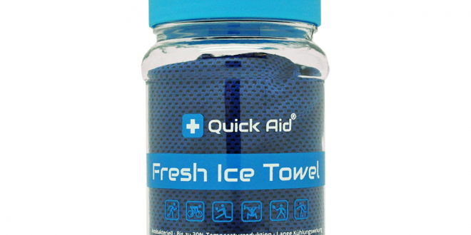 QUICK AID Fresh Ice Towel
