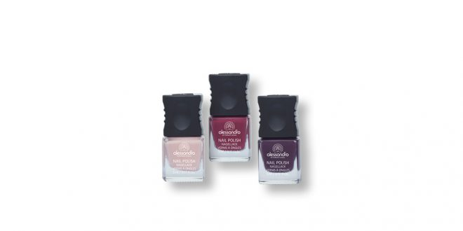 Alessandro Nail Polish Summer Berries