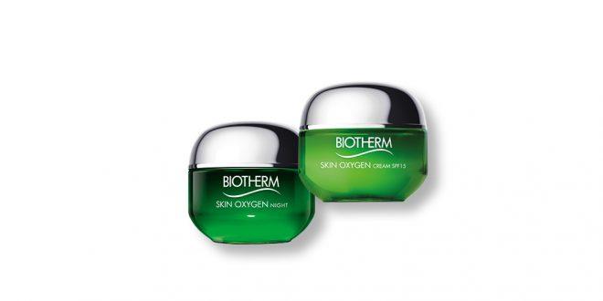 Biotherm Skin Oxygen Cream, SPF15 und Restoring Overnight Care