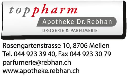 Dr. Rebhan Apotheke Drogerie Parfümerie