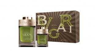 Bulgari Geschenkbox Man Wood Essence