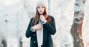 Gepflegte Schneekönigin
