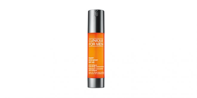 Clinique for men SUPERENGERGIZER SPF40