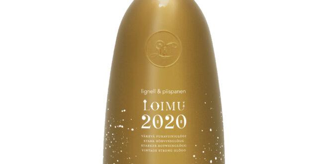 Der finnische limitierte Loimu Glögg 2020 Premium-Glühwein ist da!
